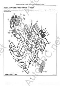 Hyundai XG Shop Manual, Electrical Troubleshooting Manual