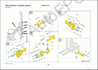 Atlas Copco Rock Drills ROC L7 mk 11 / Atlas Copco ROC L8 TH, SM Spare Parts каталог запчастей для бурильной техники ROC L7 mk 11 / Atlas Copco ROC L8 TH, SM Spare Parts Catalogue.