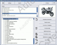 BMW R1200, R900, HP2 RepROM, ремонт и обслуживание мотоциклов БМВ HP2 Enduro, R 1200 GS, R 1200 GS Adventure, R 1200 R, R 1200 RT, R 1200 S, R 1200 ST, R900 RT.