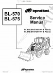 Bobcat Loaders Backhoes / Wheel Loaders документация по ремонту и обслуживанию техники Бобкат - B100, B200, B250, B300, BL275, BL370, BL375, BL470, BL475, BL570, BL575, WL350, WL440, Earthforce, Technical Service Guide, PDF