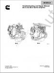 Cummins B3.9, B4.5, B4.5 RGT, and B5.9 Series Engines