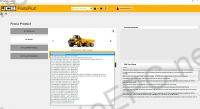 JCB Service Parts Pro SPP 2.00 2017 + Service Manuals